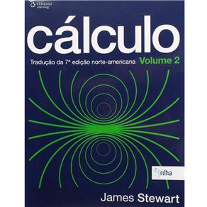 Cálculo - Vol.2 - Tradução da 7ª Edição Norte-americana (2013 - Edição 7)