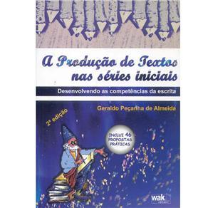 Producao de Textos nas Series Iniciais, A