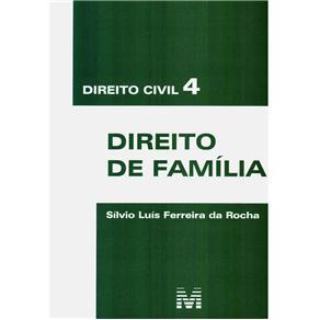 Direito Civil 4: Direito de Família