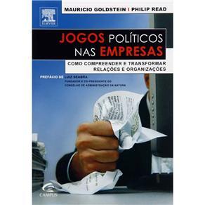 Jogos Políticos nas Empresas