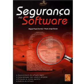 Segurança - Segurança no Software