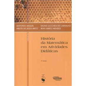 Historia da Matematica em Atividade Didaticas