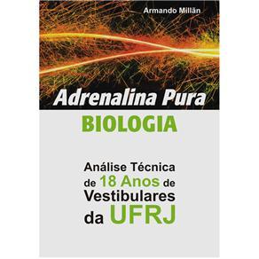 Adrenalina Pura: Biologia - Analise Tecnica de 18 Anos de Vestibulares da U