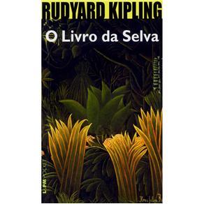 Livro da Selva, o - Livro de Bolso