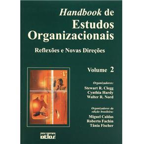 Handbook de Estudos Organizacionais - Volume 2 (2001 - Edição 1)