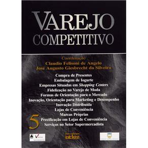 Varejo Competitivo - Vol.5 (2001 - Edição 1)