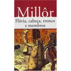 Flavia, Cabeca, Tronco e Membros - Livro de Bolso