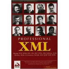 Professional Xml - Vários Autores