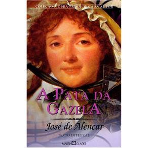 A Obra-prima de Cada Autor - a Pata da Gazela