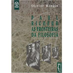 Paul Ricoeur as Fronteiras da Filosofia