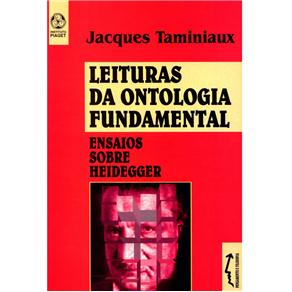Leituras de Ontologia Fundamental