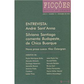 Ficções Revista de Contos - Entrevista: André Sant