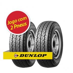 Pneu Dunlop Sp Lt30 195/70 R15 104/102s - 2 Unidades