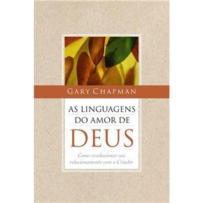 Cinco Linguagens do Amor de Deus, As