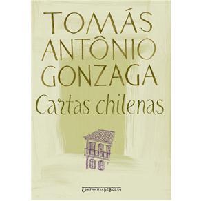 Cartas Chilenas - Livro de Bolso