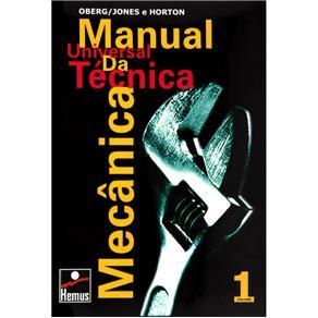 Manual Universal da Tecnica Mecanica (3 Vols)