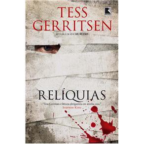 Relíquias - Tess Gerritsen