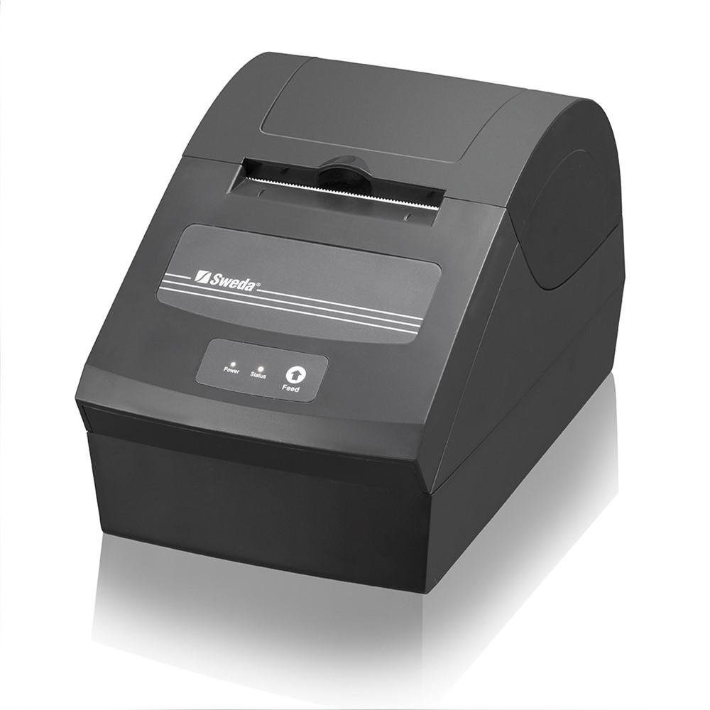 Impressora Térmica Não Fiscal Sweda Si150 Transferência Térmica Monocromática Usb + Serial Bivolt
