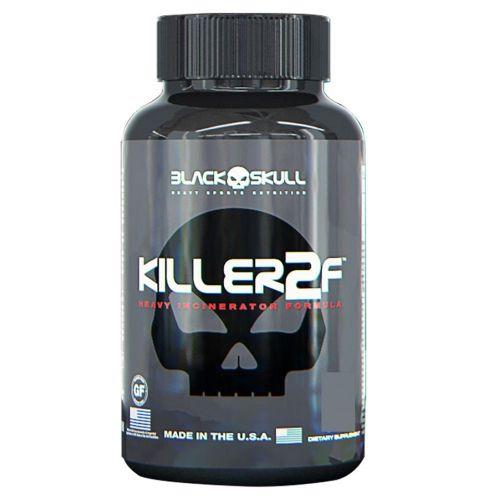 Killer 2f - 60 Cápsulas Black Skull