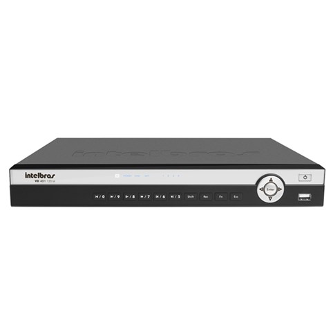 Dvr Intelbras Stand Alone Full 4 Canais