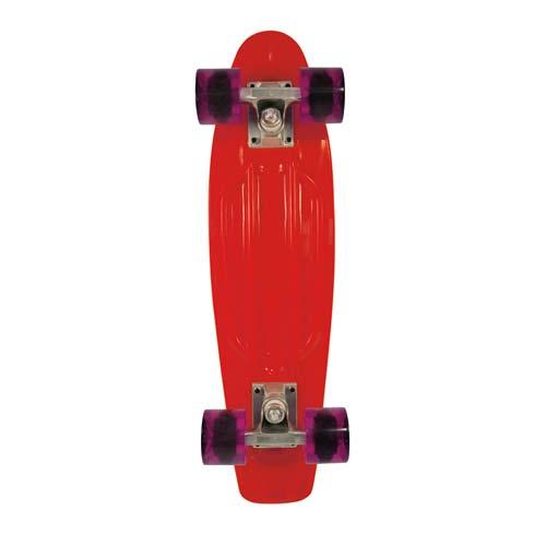 Skate 79200 Short Skate Vermelho By Kids