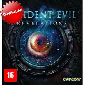 Jogo Resident Evil: Revelations Capcom - Pc