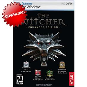 Jogo The Witcher Enhanced Edition para Download Warner Bros Interactive Entertainment - Pc
