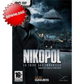Jogo Nikopol: Secrets Of The Immortals para Download 505 Games - Pc