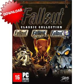 Jogo Fallout Classic Collection para Download Bethesda - Pc