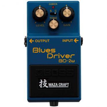 Pedal para Guitarra Blues Driver Bd-2w Boss