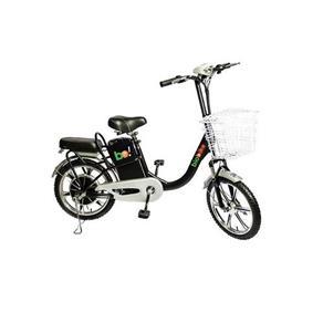 Bicicleta Elétrica Biobike Aro 18 Susp. Dianteira Preto 250w - Eb01
