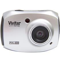 Câmera Digital Vivitar Prata 5.0mp - Dvr785hd