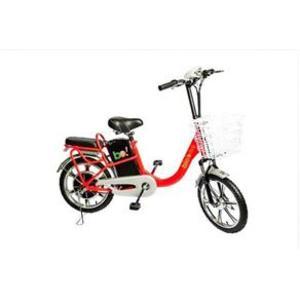 Bicicleta Elétrica Biobike Aro 18 Susp. Dianteira Vermelho 250w - Eb01