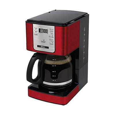 Cafeteira Elétrica Oster Vermelho 220v - Bvstrd44057