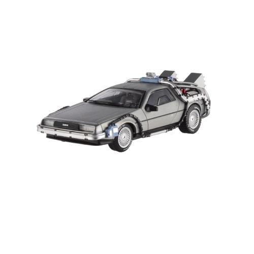 Carrinho de Volta para o Futuro 1:43 Hotx5493 California Toys