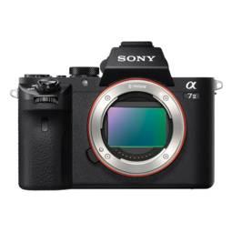 Câmera Digital Sony Preto 24.3mp - A7 Ii
