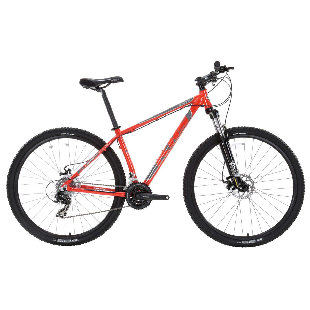 Bicicleta Khs Bike Zaca Tp Aro 29 Susp. Dianteira 21 Marchas - Preto