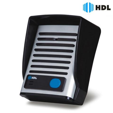 Interfone Porteiro Eletrônico Externo Hdl - F-10
