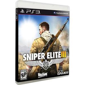 Jogo Sniper Elite 3 - Playstation 3 - 505 Games