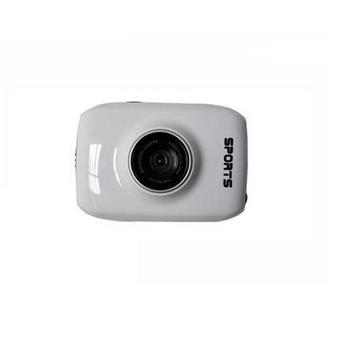 Câmera Digital Sport Dv Action Camcorder Branco 1.3mp - F5