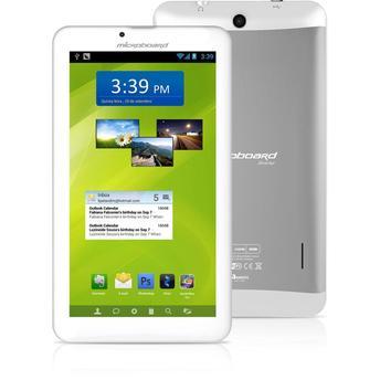 Tablet Microboard Microboard M1370 Branco 8gb 3g