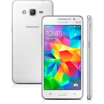 Celular Smartphone Samsung Galaxy Gran Prime Duos G530h 8gb Branco Oi - Dual Chip