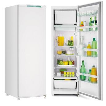 Geladeira/refrigerador 239 Litros 1 Portas Branco - Consul - 110v - Crc28ebana
