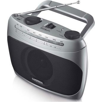 Rádio Portátil Com Rádio Am/fm Mondial 1 W Rms - Rp01