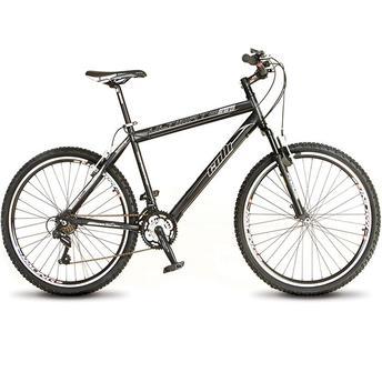 Bicicleta Colli Bike Ultimate Mtb Aro 26 Susp. Dianteira 21 Marchas - Preto