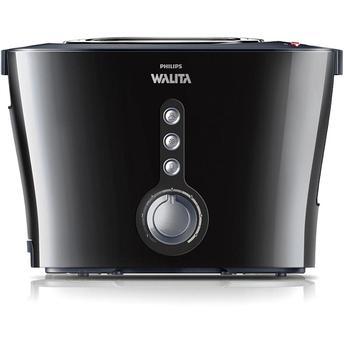 Torradeira Philips Walita Preto 220v - Ri263020