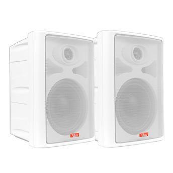 Caixa Acústica Leacs Passiva Branca 75 W Rms It50