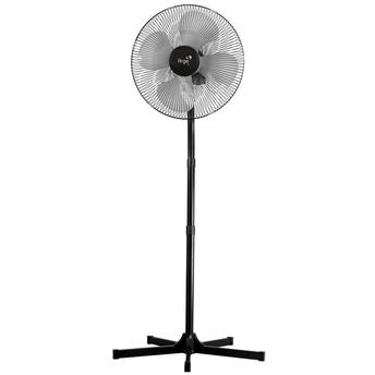 Ventilador Coluna 4 Pás Arge Max Preto 50cm - Bivolt