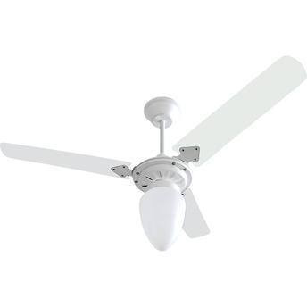 Ventilador de Teto 3 Pás Tron Litoral Branco 100cm - 110v