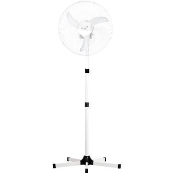 Ventilador Coluna 3 Pás Arge Twister Branco 50cm - 110v